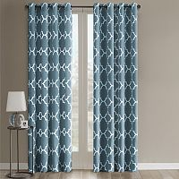 SONOMA Goods for Life™ 2-pack Fret Window Curtains