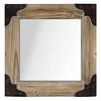 Fetco Home Decor Solis Wall Mirror
