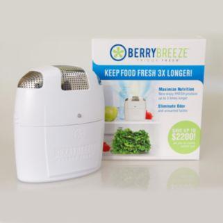 BerryBreeze Activated Oxygen Refrigerator Deodorizer