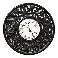 Fetco Home Decor Vella Wall Clock