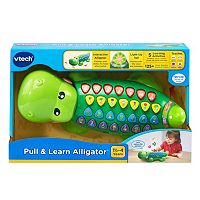 VTech Pull & Learn Alligator