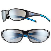 Adult Carolina Panthers Wrap Sunglasses