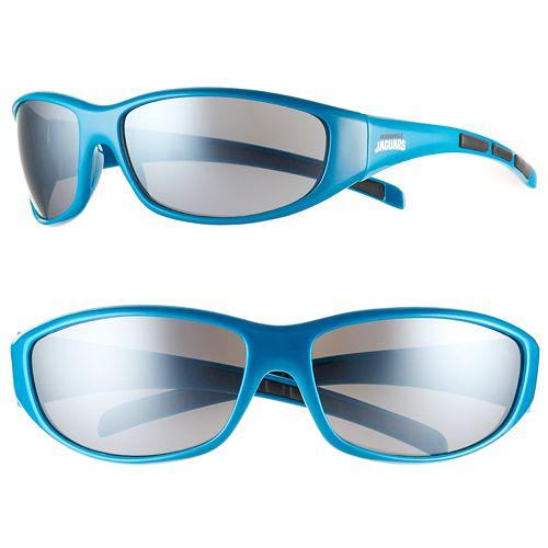 Adult Jacksonville Jaguars Wrap Sunglasses