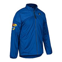 Men's adidas Kansas Jayhawks On-Court Jacket