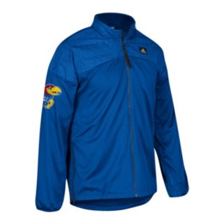 Men's adidas Kansas Jayhawks On-Court Jacket