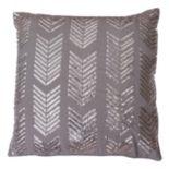 Thro by Marlo Lorenz Hadara Arrow Sequin Throw Pillow