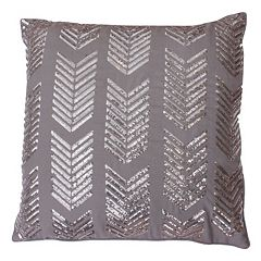 Thro by Marlo Lorenz Hadara Arrow Sequin Throw Pillow