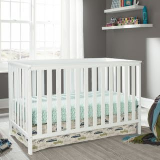 Storkcraft Rosland 3-in-1 Convertible Crib