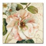 Trademark Fine Art Les Jardin II Canvas Wall Art