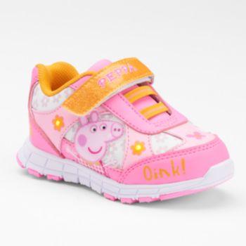 Peppa Pig Toddler Girls' Light-Up Shoes