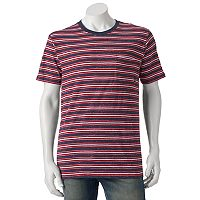 Men's Vans Soni Striped Tee