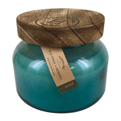 Hawkwood 18.6-oz. Blue Spruce & Patchouli Candle Jar