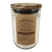 Hawkwood 13.9-oz. Vanilla Sugar Wine Candle Jar