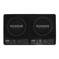 NuWave Double Precision Induction Cooktop Burner As Seen on TV