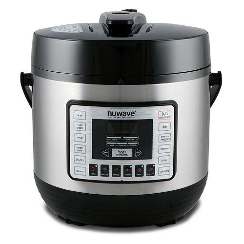 NuWave Nutri-Pot 6 Quart Pressure Cooker