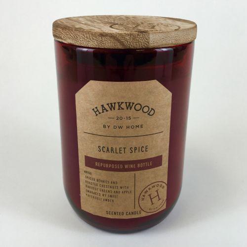 Hawkwood 13.9-oz. Scarlet Spice Wine Candle Jar