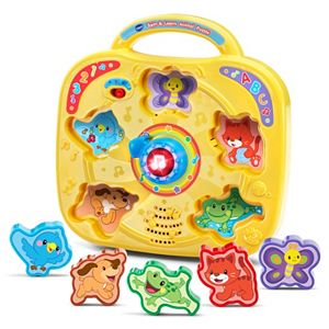 VTech Spin & Learn Animal Puzzle