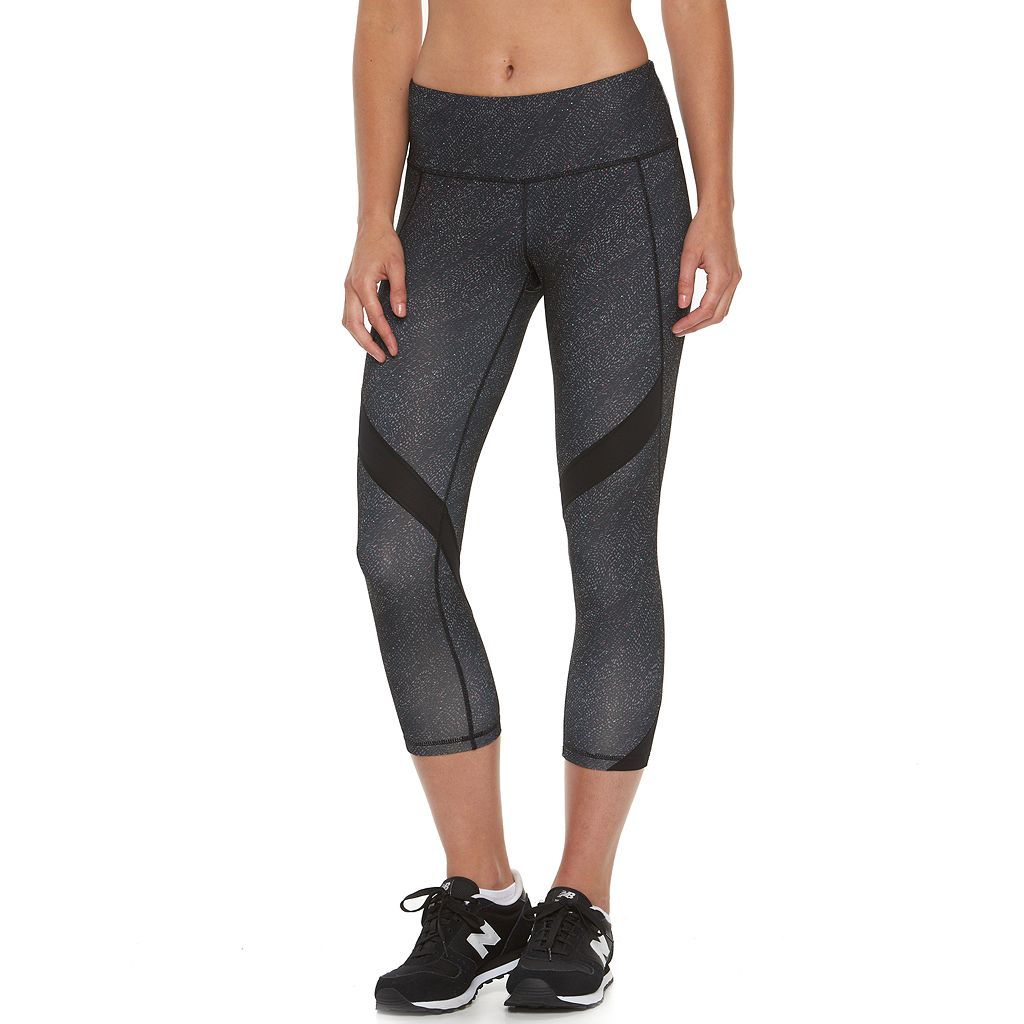 Women's Tek Gear® Wrap Workout Capris