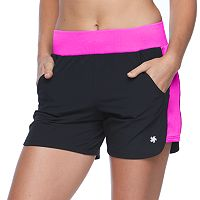 Women's Tek Gear® Multi-Purpose Workout Shorts