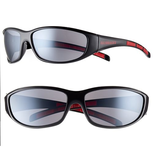 Adult Arkansas Razorbacks Wrap Sunglasses