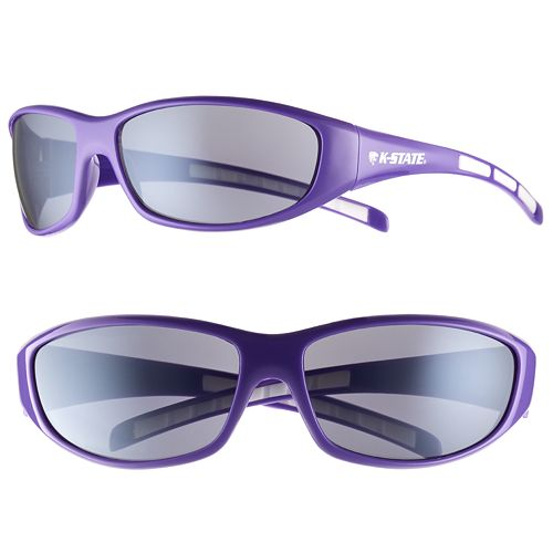 Adult Kansas State Wildcats Wrap Sunglasses