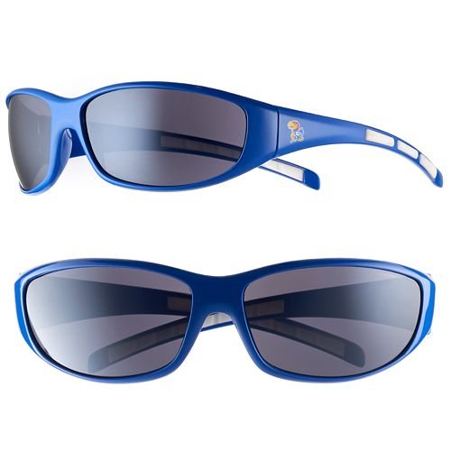 Adult Kansas Jayhawks Wrap Sunglasses