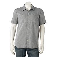 Men's Vans Herringster Button-Down Shirt