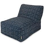 Majestic Home Goods Tribal Indoor / Outdoor Beanbag Chair Lounger