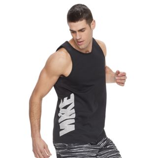 Men's Nike Logo Tank