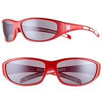 Adult Nebraska Cornhuskers Wrap Sunglasses