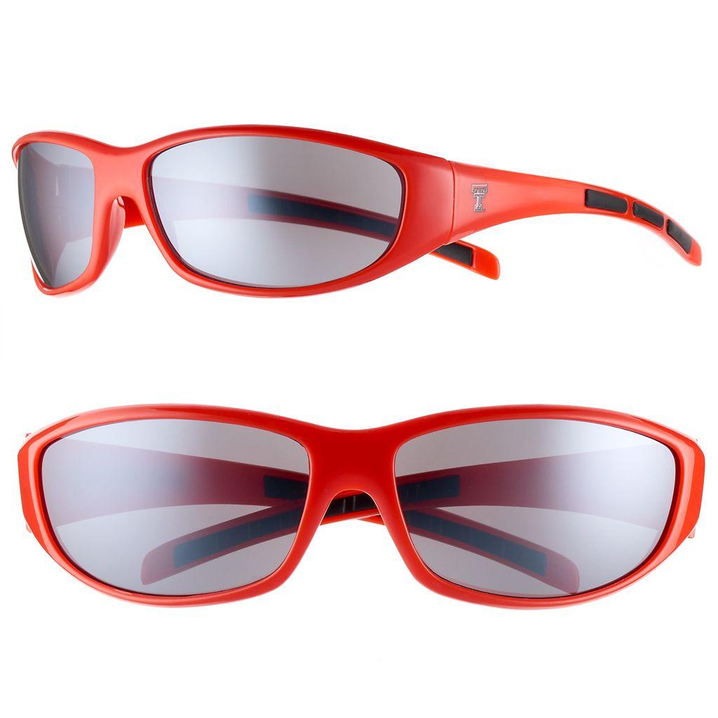 Adult Texas Tech Red Raiders Wrap Sunglasses