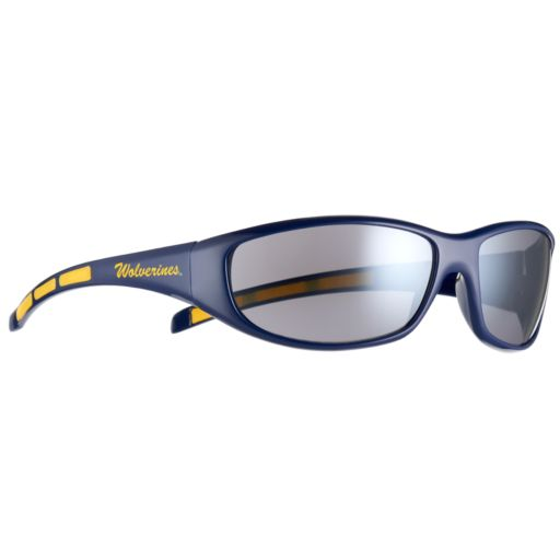 Adult Michigan Wolverines Wrap Sunglasses