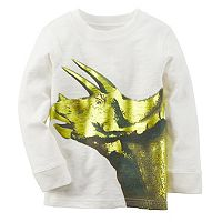 Baby Boy Carter's Long Sleeve Graphic Tee