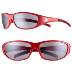 Adult Ohio State Buckeyes Wrap Sunglasses