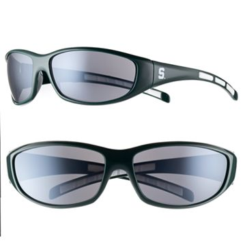Adult Michigan State Spartans Wrap Sunglasses