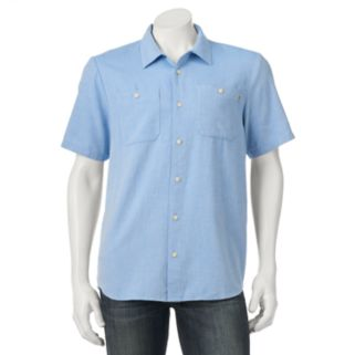Men's Vans Herringster Button-Down Shirt