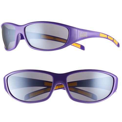 Adult LSU Tigers Wrap Sunglasses
