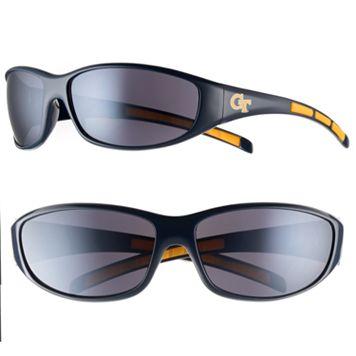 Adult Georgia Tech Yellow Jackets Wrap Sunglasses