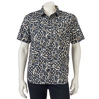 Men's Vans Batiki Button-Front Shirt