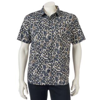 Men's Vans Batiki Button-Front Shirt