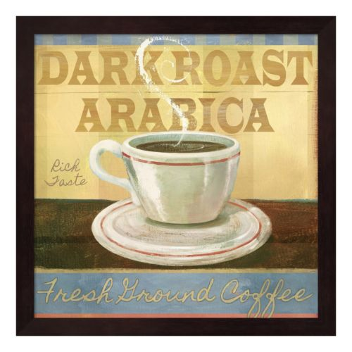 Metaverse Art ''Ground Coffee'' Framed Wall Art