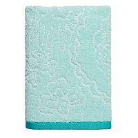 Azalea Sculpted Hand Towel