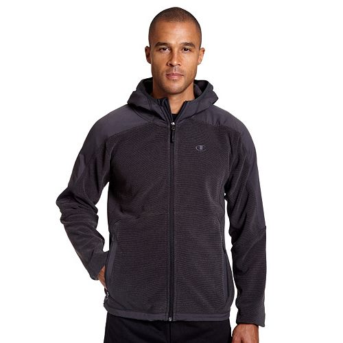 Big & Tall Champion Versatile Hooded Jacket