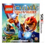 LEGO Legends of Chima: Laval's Journey Minifigure Bundle for Nintendo 3DS