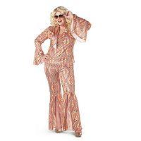 Adult Plus Discolicious Costume