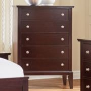 Lifestyle Solutions Dillion 5-Drawer Dresser