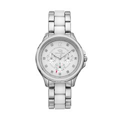 Juicy Couture Women's Gwen Crystal Stainless Steel Watch - 1901301