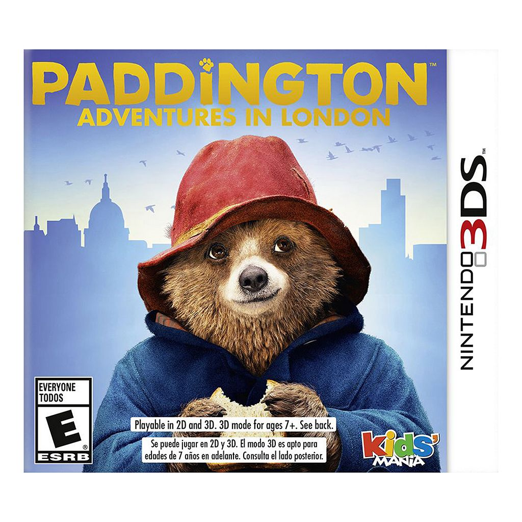 Paddington Adventures in London for Nintendo 3DS
