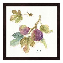 Metaverse Art 'Fig' Orchard Bloom III Framed Wall Art