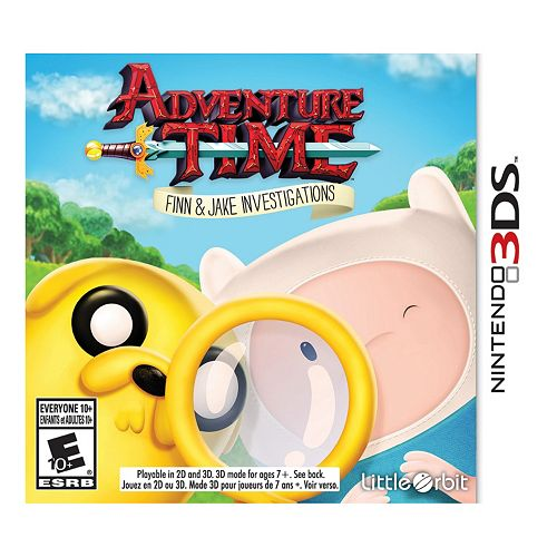 Adventure Time: Finn & Jake Investigations for Nintendo 3DS